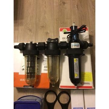 Filtry do wody Cintropur-trio UV
