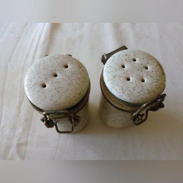 pojemnik  sól i pieprz