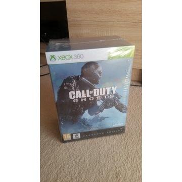 Call Of Duty Ghosts kolekcjonerska unikat Xbox360