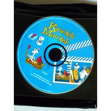 Płyta VCD dla dzieci bajka Koziołek Matołek