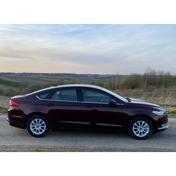 Ford Mondeo Fusion 2,5 benzyna+LPG FV 23% Leasing