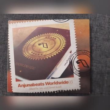 Anjunabeats Worldwide 03 unikat