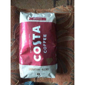 Kawa ziarnista Costa Coffee Signature Blend 1kg