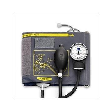 Ciśnieniomierz ze słuchawkami/stetoskopem tradyc.