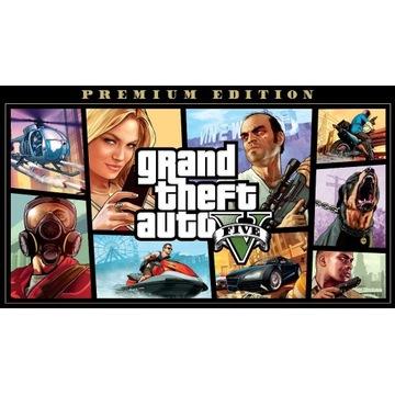 GTA V GTA 5 - PREMIUM EDYTION 10.000.000 GTA $