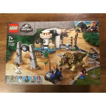 Lego Jurassic World 75937 Kraków śląskie opolskie