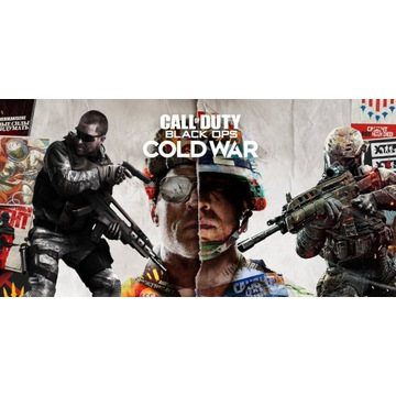 Call of Duty Black Ops Cold War PL XBOX ONE S X