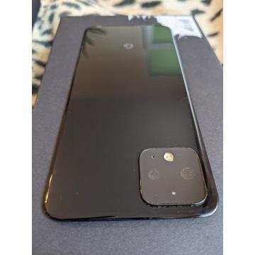 Google Pixel 4 Klapka tył czarna