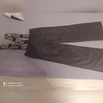 Spodnie narciarskie junior Brugi roz 122-128