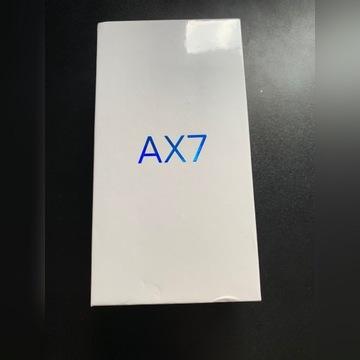 OPPO AX7 niebieski CPH1903