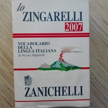 Slownik Zingarelli j. włoski