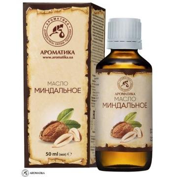 Olej Migdałowy, 100% Naturalny