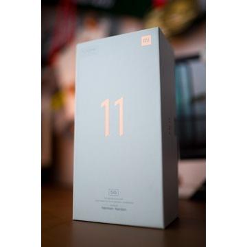 Smartfon Xiaomi Mi 11 8GB/128GB Midnight Grey