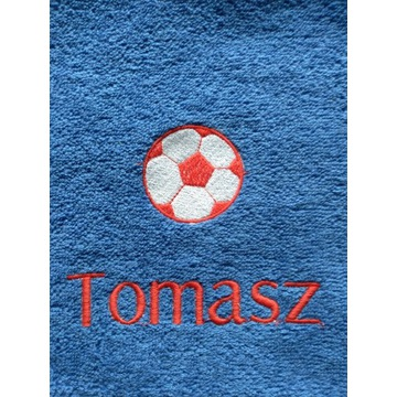 Ręcznik 30x50 z haftem imienia Tomasz upominek