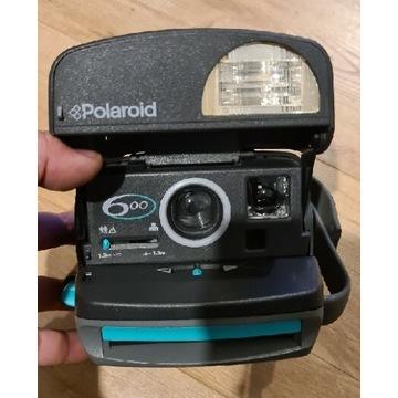 Polaroid 600 uzywany, sprawny