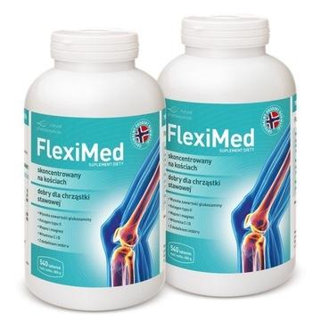 Fleximed  -1080 kapsułek (2opakowania)