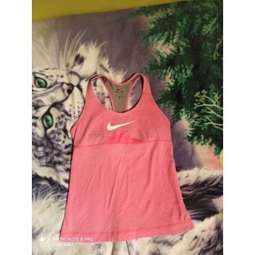 Koszulka bokserka nike m 38 jasny róż