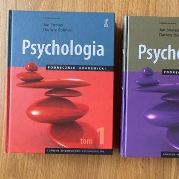 Psychologia Akademicka Tom 1 i 2 Podręcznik