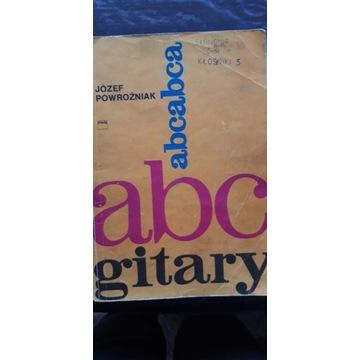 ABC GITARY - JÓZEF POWROŹNIAK