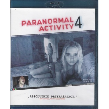 PARANORMAL ACTIVITY 4  PL