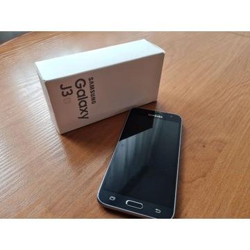Samsung Galaxy J3 6 Czarny 8 GB