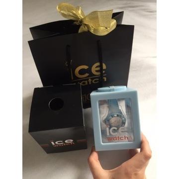 Zegarek niebieski Ice Watch Sixty Nine nowy metka