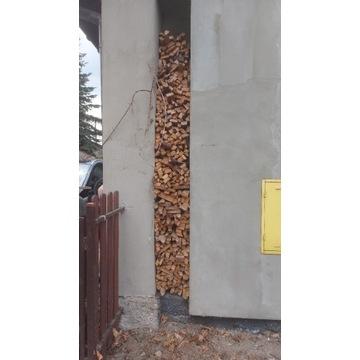 Drewno opałowe kominkowe suszone mieszane