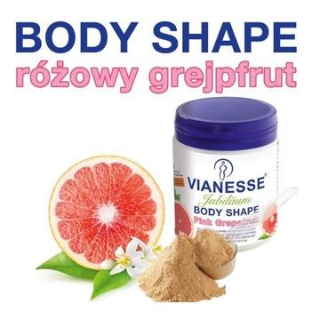 VIANESSE BODY SHAPE PINK Grapefruit