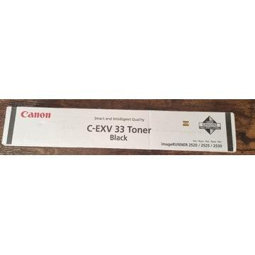 Toner Canon C-EXV 33 Black do kopiarek ImageRUNNER