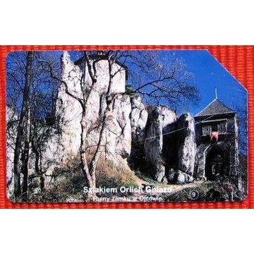 KT 650 - Ruiny Zamku w Ojcowie