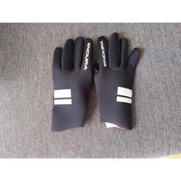 Rękawice rowerowe Endura.