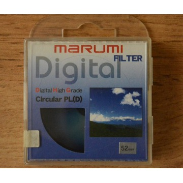 Filtr polaryzacyjny Marumi DHG 52mm