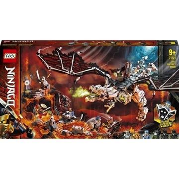 Lego ninjago 71721 - Smok