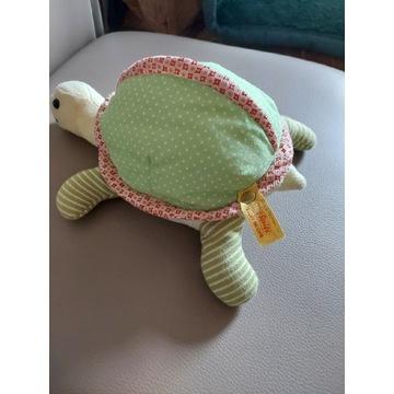 Steiff żółw szmaciany