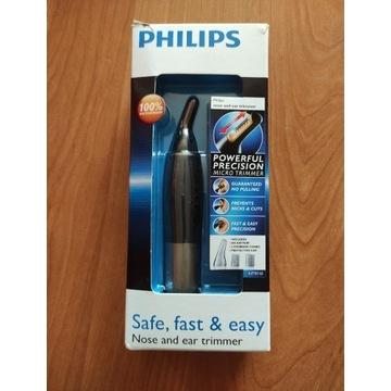 Philips NT9110/30  trymer do brwi, nosa i uszu 3w1