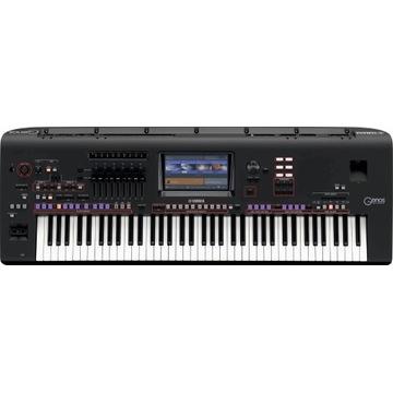 Yamaha Genos - folia na wyświetlacz