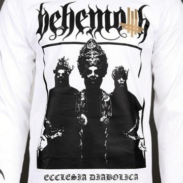 Behemoth koszulka Ecclesia Diabolica longsleeve XL