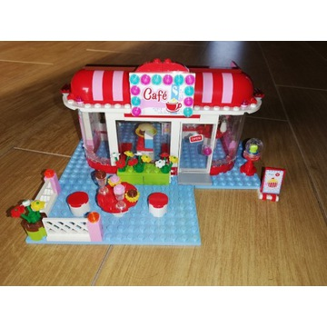 LEGO Friends 3061Kawiarnia w Heartlake