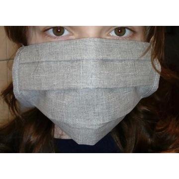 maska bawełniana 100%
