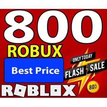 Roblox Robux 800 - fast delivery