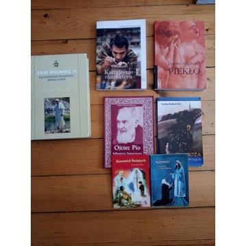 Zestaw książek Encyklika Jana Pawła II