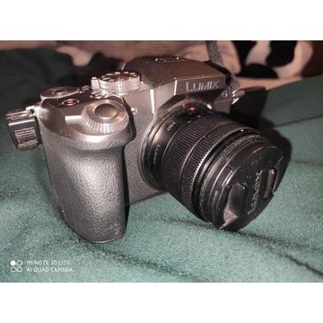 Panasonic Lumix DMC-G7 14-42 (tytanowy)