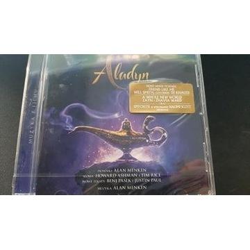 Oryginalna bajka Aladyn na płycie CD! Pełny Film!