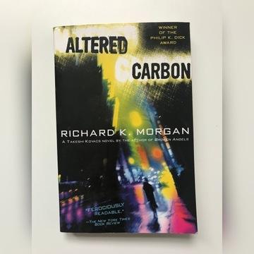 Altered Carbon, Richard Morgan