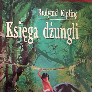 "Rudyard Kipling ""Księga dżungli"""