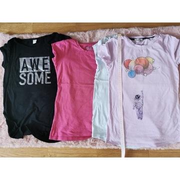 Koszulki na dziewczynke