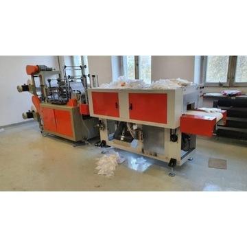 Maszyna do produkcji rękawic rękawiczek HDPE LDPE