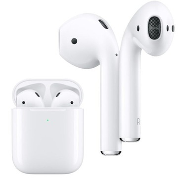 Sluchawki Apple AirPods  White ORGINALNE