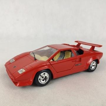 Bburago Lamborghini Countach 1988 rok skala 1:24