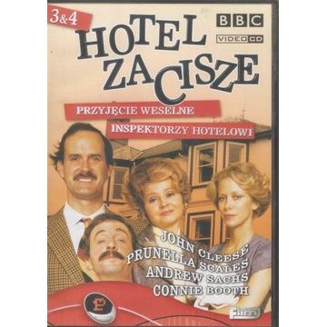 Film HOTEL ZACISZE - VCD odcinki 3 , 4 - komedia